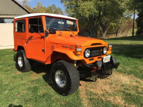 1974  Land Cruiser FJ-40