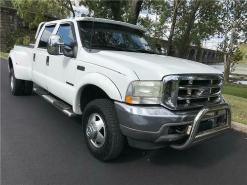 2002  F-350 Lariat FX4 Off Road 4x4