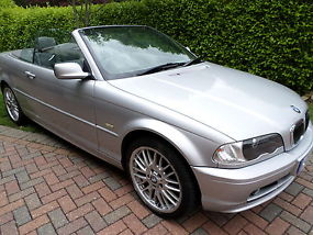 BMW 320 Convertible image 4