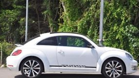 2013 VW Beetle Turbo Black Right Hand Drive
