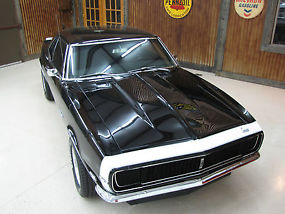 1968 Chevrolet Camaro rallysport quality high option reliable driver/show car image 1
