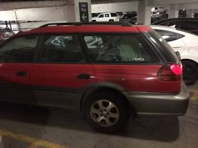 1999 Subaru Legacy Outback Limited Wagon 4-Door 2.5L *SERIOUS BUYERS ONLY!!!!** image 2