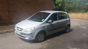 2006 - 06 HYUNDAI GETZ 1.1 - NEW MOT - TAX JAN 2015