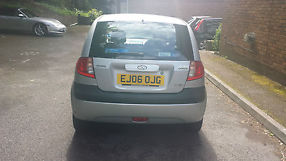 2006 - 06 HYUNDAI GETZ 1.1 - NEW MOT - TAX JAN 2015 image 3