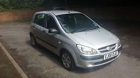 2006 - 06 HYUNDAI GETZ 1.1 - NEW MOT - TAX JAN 2015 image 6