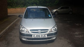 2006 - 06 HYUNDAI GETZ 1.1 - NEW MOT - TAX JAN 2015 image 7