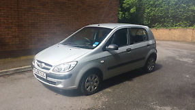 2006 - 06 HYUNDAI GETZ 1.1 - NEW MOT - TAX JAN 2015 image 8