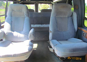 1994 Ford E150 conversion van for sale image 1