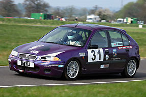 Modified Rover 200 Race Sprint Hillclimb Track day Car (Racing)