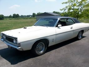 Ford : Fairlane 2 door coupe image 4