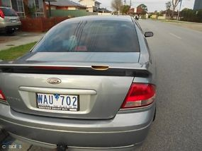 Ford Falcon Futura (2003) 4D Sedan 4 SP Auto Seq Sports (4L - Multi Point... image 1