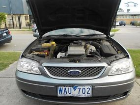 Ford Falcon Futura (2003) 4D Sedan 4 SP Auto Seq Sports (4L - Multi Point... image 3