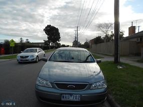 Ford Falcon Futura (2003) 4D Sedan 4 SP Auto Seq Sports (4L - Multi Point... image 4