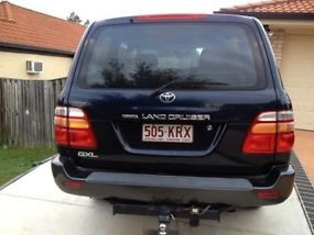 2002 Toyota Landcruiser 100 series (negotiable) image 3