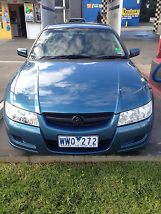 Holden Commodore Acclaim (2005) 4D Sedan 4 SP Automatic (3.6L - Multi Point...