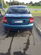 Holden Commodore Acclaim (2005) 4D Sedan 4 SP Automatic (3.6L - Multi Point... image 1