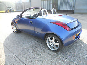 Ford Streetka 1.6 Convertible, 2005, 47,453 miles, 1 Years MOT,  image 4