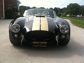 A/C Shelby Cobra 427FE Big Block Ford Race Exotic Superformance Pro Roadster image 2