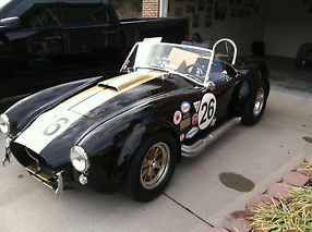 A/C Shelby Cobra 427FE Big Block Ford Race Exotic Superformance Pro Roadster image 5