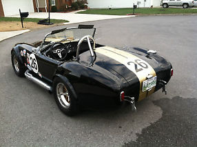 A/C Shelby Cobra 427FE Big Block Ford Race Exotic Superformance Pro Roadster image 8