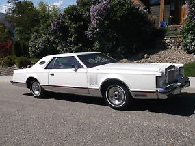 Lincoln : Mark Series Mark V