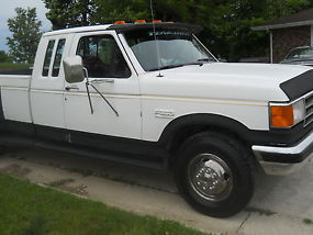 1990--FORD F-350--EXTENDED CAB-DUALLY2-WHEEL DRIVE image 8