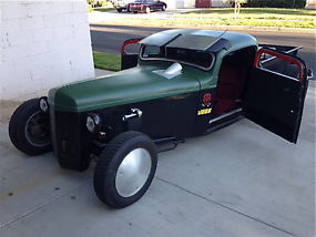 1939 chevy truck all steel chopped suicide doors HOT ROD custom street rod image 2