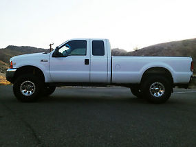 1999 Ford F350 7.3L Diesel 4x4 ATS Stage 5 Trans Package - No RESERVE image 5