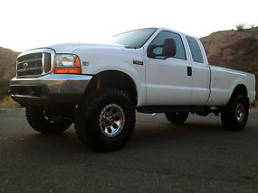 1999 Ford F350 7.3L Diesel 4x4 ATS Stage 5 Trans Package - No RESERVE image 6