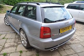 Original Audi RS4 very low mileage exceptional condition FASH tax mot classic image 3