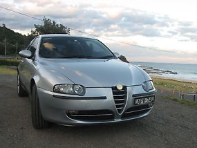 Alfa Romeo 147 Ti (2003) 3D Hatchback 5 SP Manual 2L - FINAL REDUCTION TO SELL