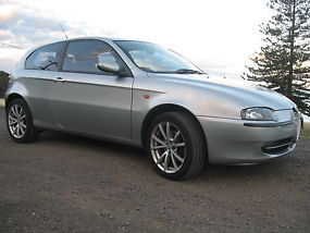 Alfa Romeo 147 Ti (2003) 3D Hatchback 5 SP Manual 2L - FINAL REDUCTION TO SELL image 1