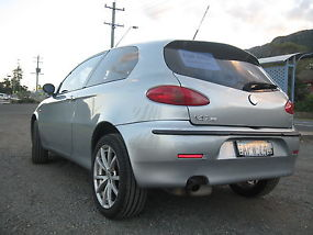 Alfa Romeo 147 Ti (2003) 3D Hatchback 5 SP Manual 2L - FINAL REDUCTION TO SELL image 2