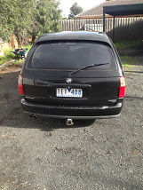 Holden Commodore VTII Acclaim (2000) Wagon 4 SP Automatic image 3