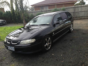 Holden Commodore VTII Acclaim (2000) Wagon 4 SP Automatic image 5