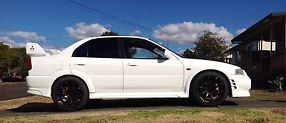 Mitsubishi Lancer Ralliart Evolution VI 1999 4D Sedan 5 SP Manual (2L -... image 4