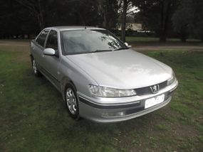 peugeot 406 st hdi 2000 4d sedan manual 2l diesel turbo seats. Black Bedroom Furniture Sets. Home Design Ideas