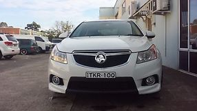 2014 Holden Cruze SRI V Hatchback Low Kms As New Long rego. MUST SELL! BY XMAS image 4