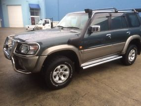 Patrol Ti (4x4) (1999) 4D Wagon Automatic (4.5L - Multi Point F/INJ)...