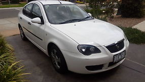 Proton Gen 2 2011 White27,000 kms only image 1