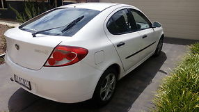 Proton Gen 2 2011 White27,000 kms only image 3
