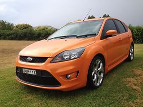 2010 FORD FOCUS LV XR5 TURBO HATCH
