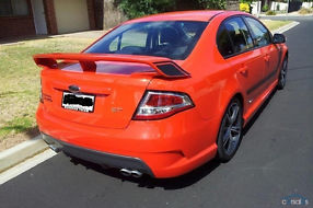 FORD FPV GT 2012 MKII 9,000 KMS BOSS 335 SUPERCHARGED V8 image 2