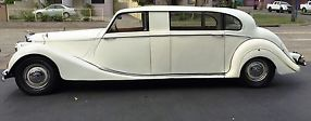 MARK 5 STRETCH LIMOUSINE 8 SEATER AUTOMATIC - 1950 MODEL MK5 MKV MARK V