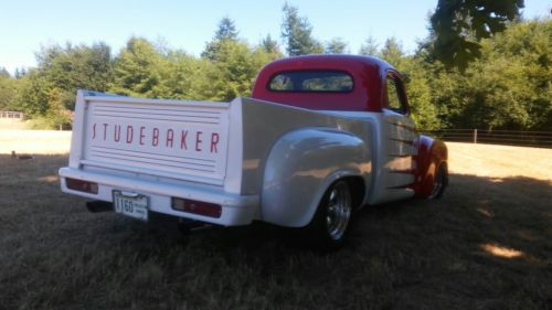 1953 Studebaker Pick-up Truck image 3