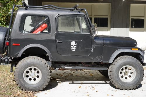 1977 Jeep CJ image 2