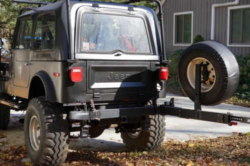 1977 Jeep CJ image 6