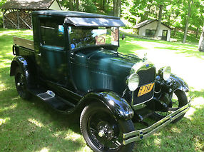 1929 Model A Ford Truck image 1
