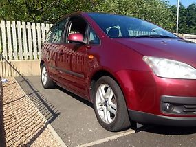 2005 Ford focus c-max 1.8 Zetec 11 month mot NEW CLUTCH great family car image 1