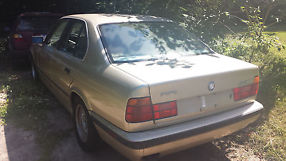 1995 BMW 530i Base Sedan 4-Door 3.0L - PARTS CAR image 1